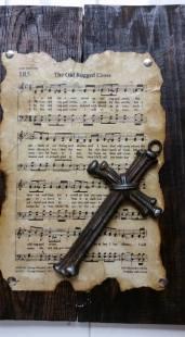 Hymn sign
